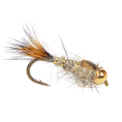 fly fishing nymph, nymph trout flies, hares ear nymph, bead head nymph fly pattern, bead head hares ear nymph transparent background photo