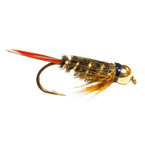 Weighted Prince Nymph size 18 - 6 pcs