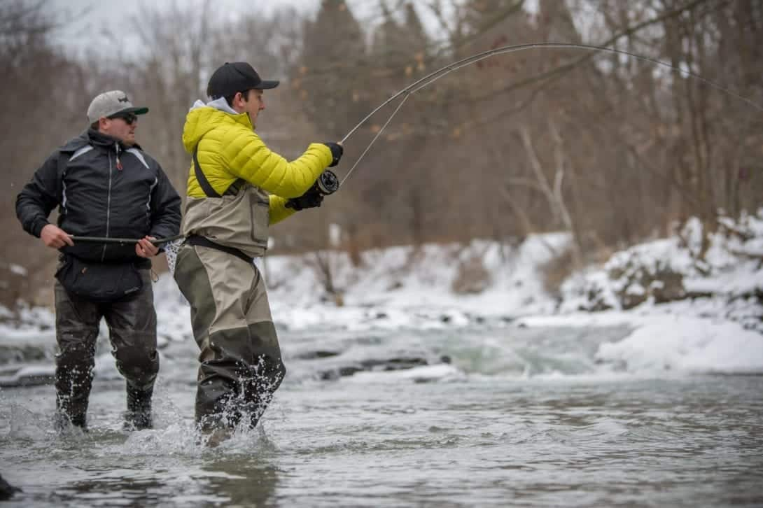 fly fishing with friends, teach your friends to fly fishing, fish with buddies, bring your family and teach them, fly fish with your family