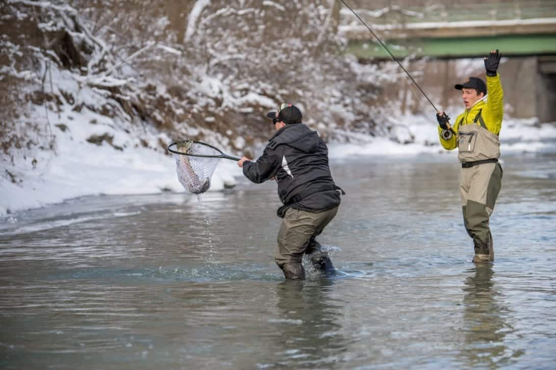 new years resolution, fly fishing goals, new years resolution for fly fishermen, fishing goals, fly fishing goals