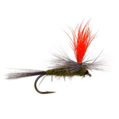 26 DOZEN Trout Flies Hand Tied Sparkle Tail Olive Duns Close Out Sale!!
