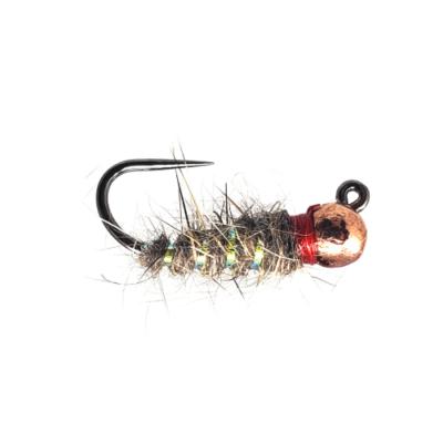 Size 8 Aquatic Worm//Cranefly larva Walts Worm 3 pack
