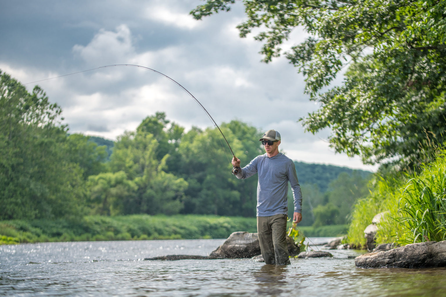 What Size Fly Fishing Tippet And Leader Should You Be Using The Fly Crate