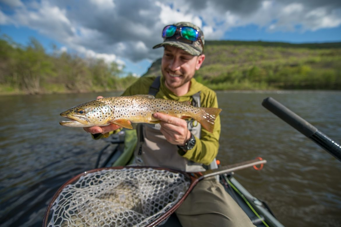 Fly Fishing Best Trout Flies For Summer Trout