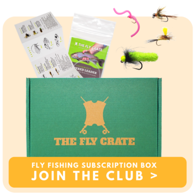 Monthly Fly Club Finished
